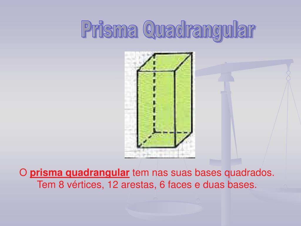 Prisma Quadrangular