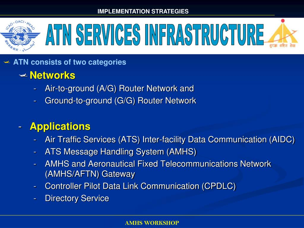 ATN SERVICES INFRASTRUCTURE