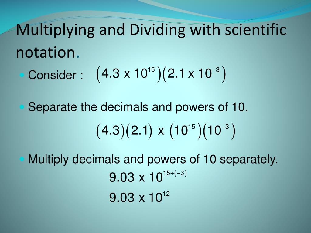 Multiplying And Dividing Scientific Notation Worksheet 035 - Multiplying And Dividing Scientific Notation Worksheet