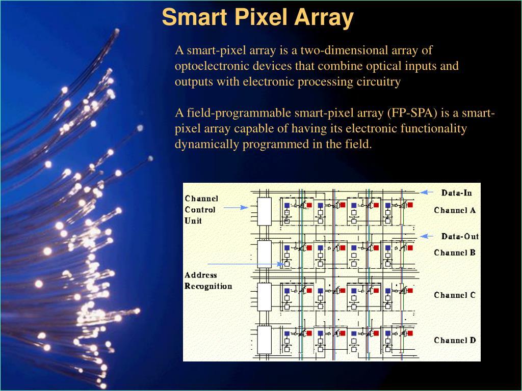 Smart Pixel Array