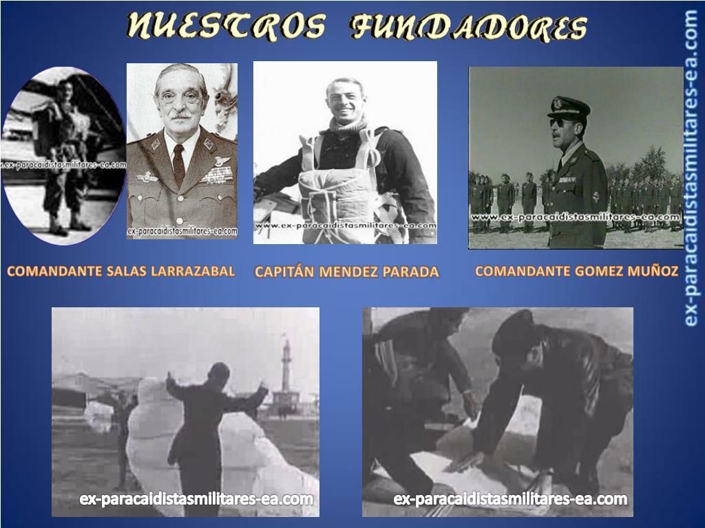 COMANDANTE SALAS LARRAZABAL