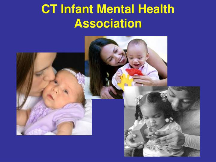 Ct infant mental health association