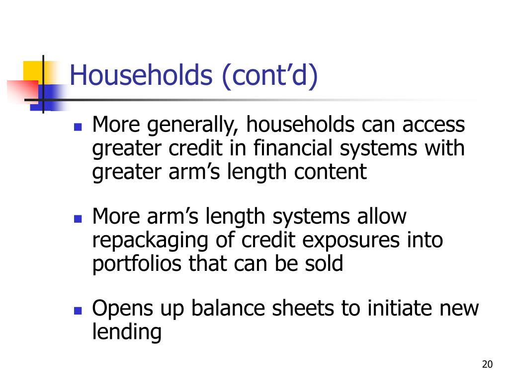 Households (cont'd)