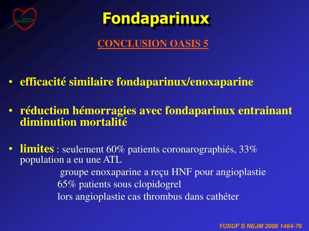 Fondaparinux