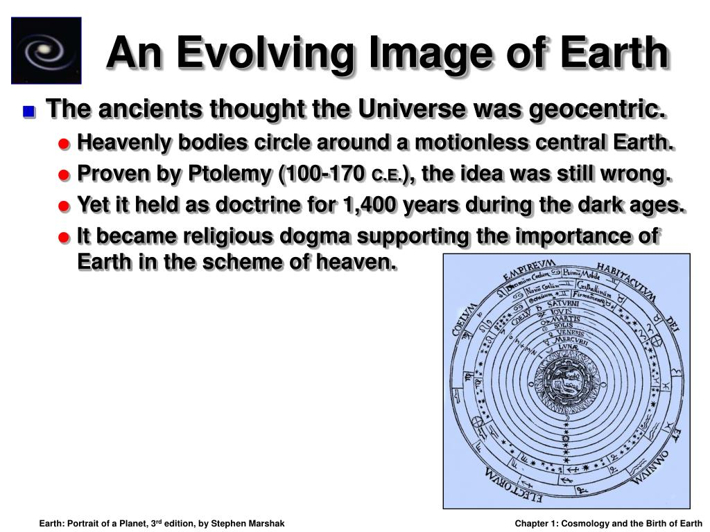 An Evolving Image of Earth