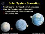 solar system formation39