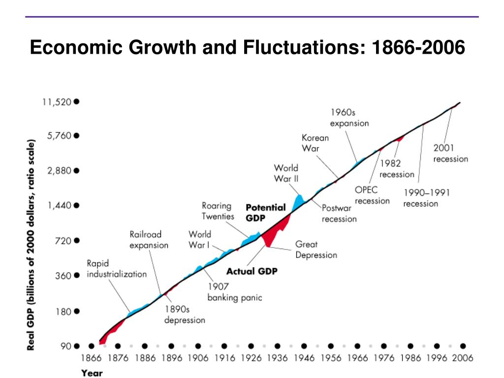 Economic Growth and Fluctuations: 1866-2006