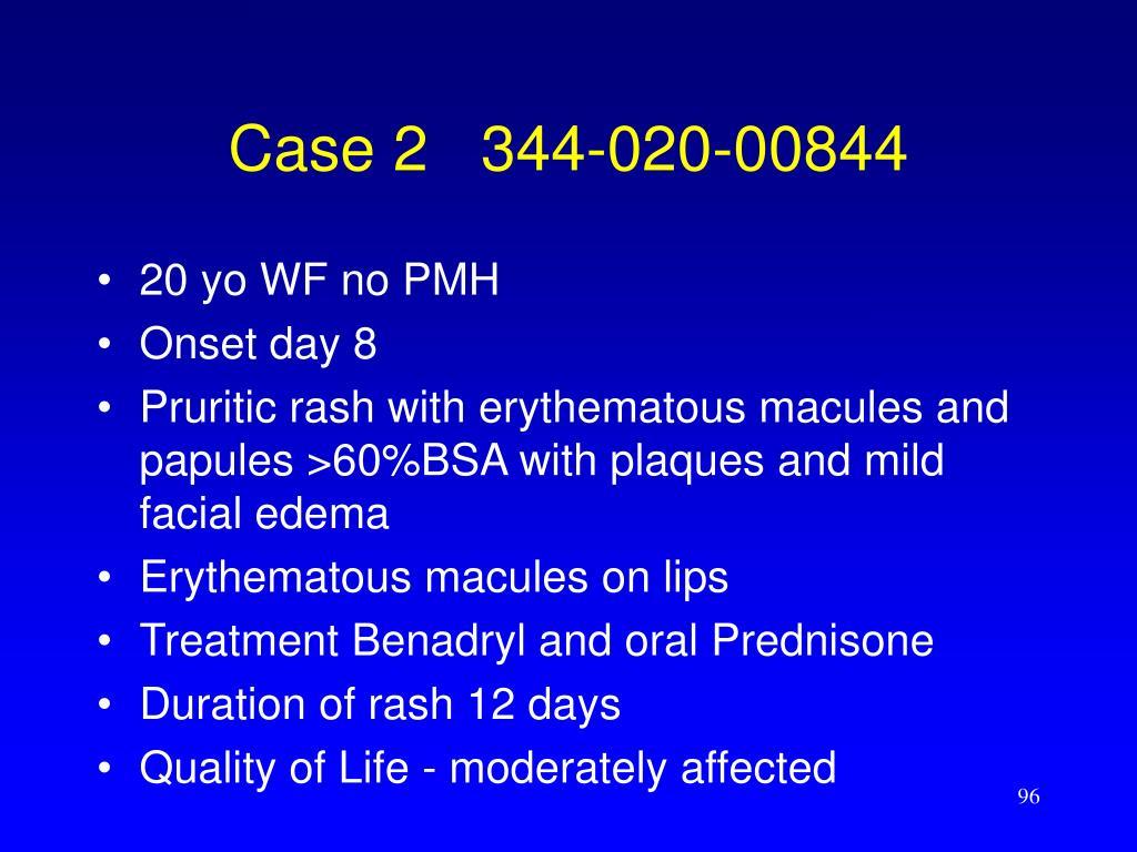 Case 2   344-020-00844