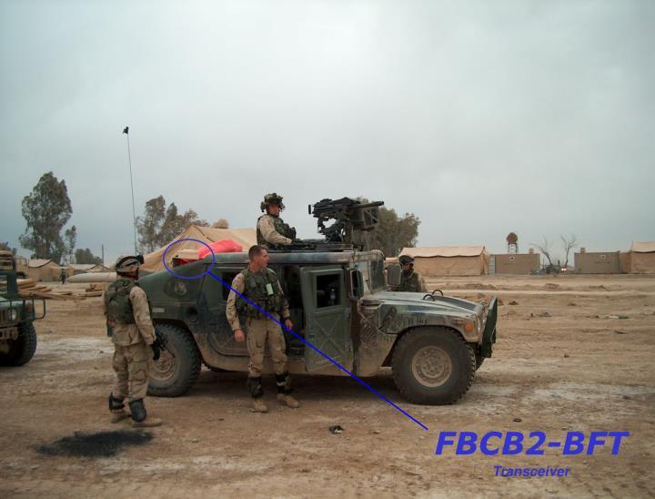 FBCB2-BFT