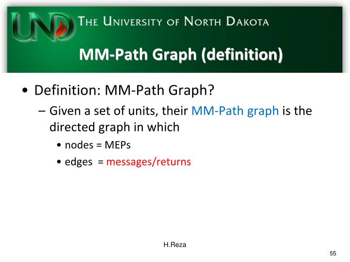 MM-Path Graph (definition)