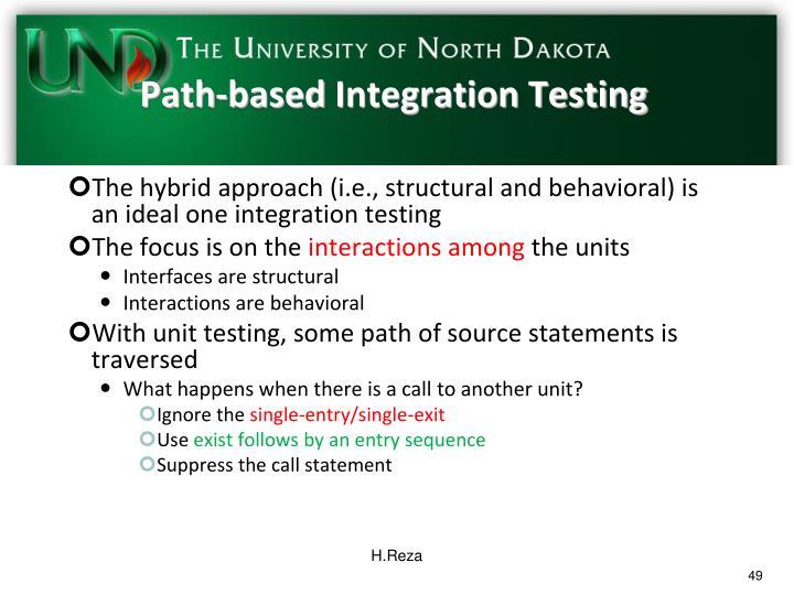 Path-based