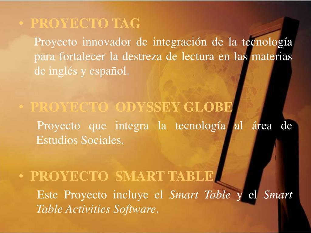 PROYECTO TAG