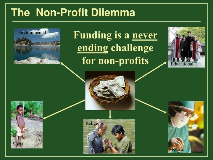 The  Non-Profit Dilemma