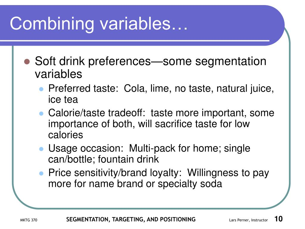 Combining variables…