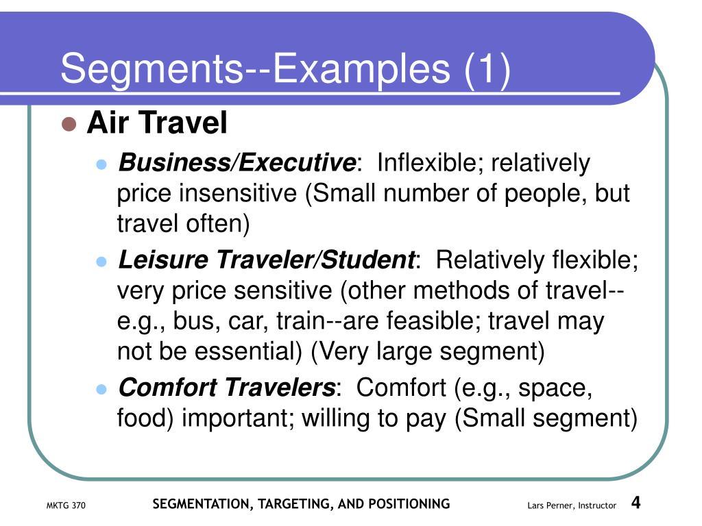 Segments--Examples (1)
