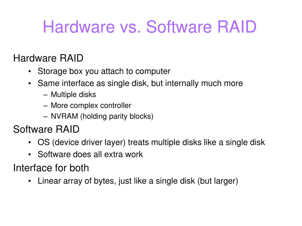 an analysis of redundant arrays of inexpensive disks a computer storage system The original name was inexpensive disks, but then the drive manufacturers thought that didn't sound very good from a marketing point of view, so the more common modern term is redundant array.