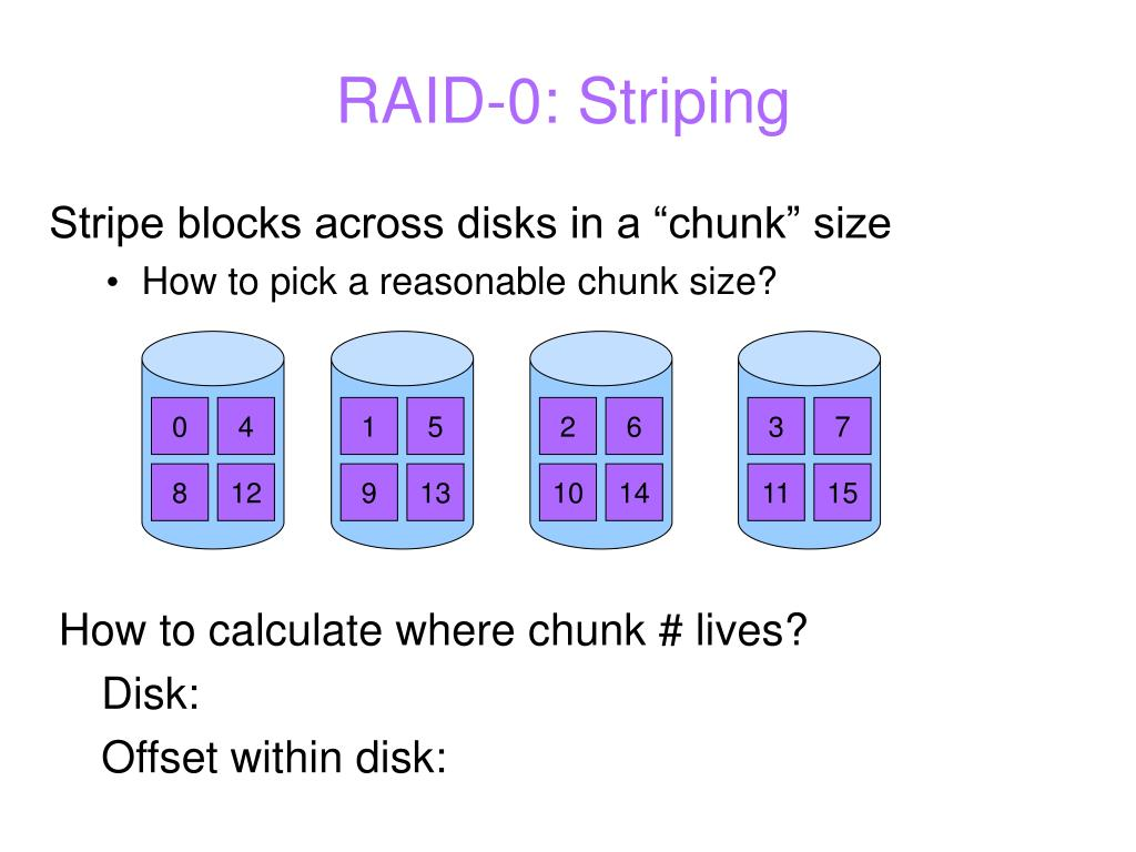 Ppt Storage System Raid Powerpoint Presentation Id 495091