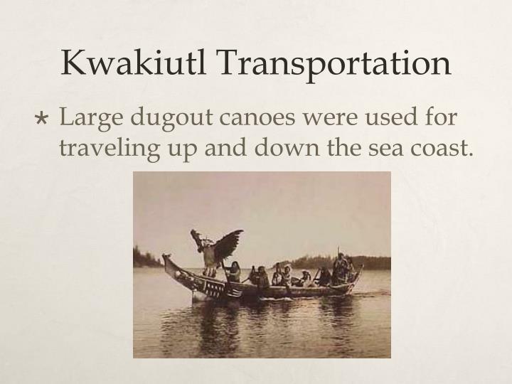 PPT - Kwakiutl Indians PowerPoint Presentation - ID:495164