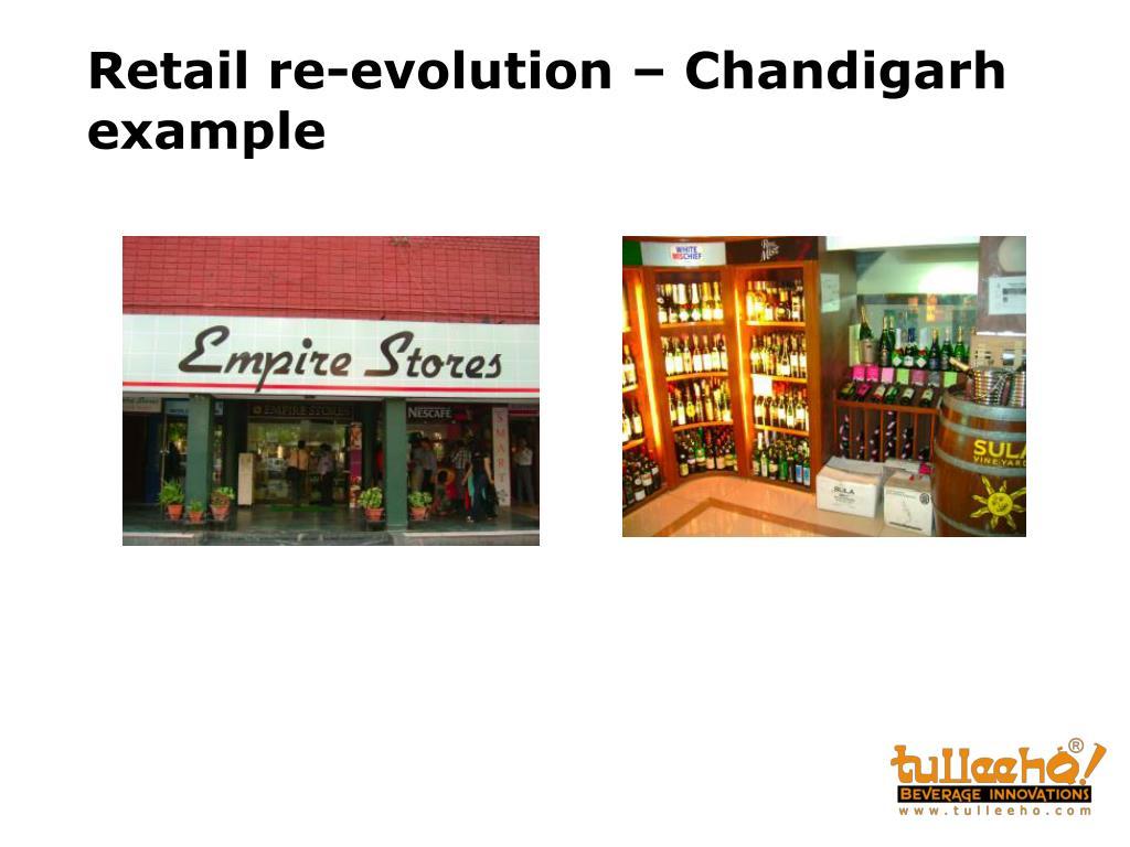 Retail re-evolution – Chandigarh example