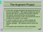 the augment project