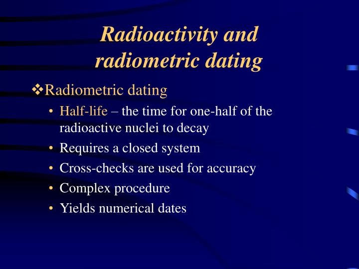 Radioactivity and