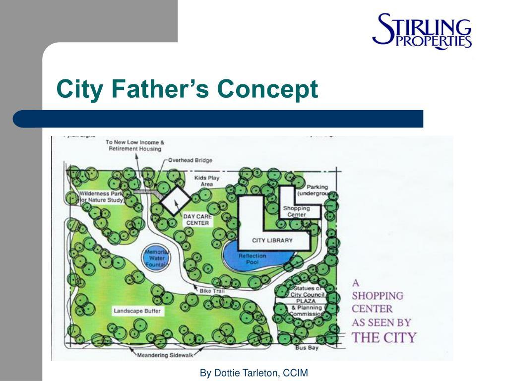 City Father's Concept