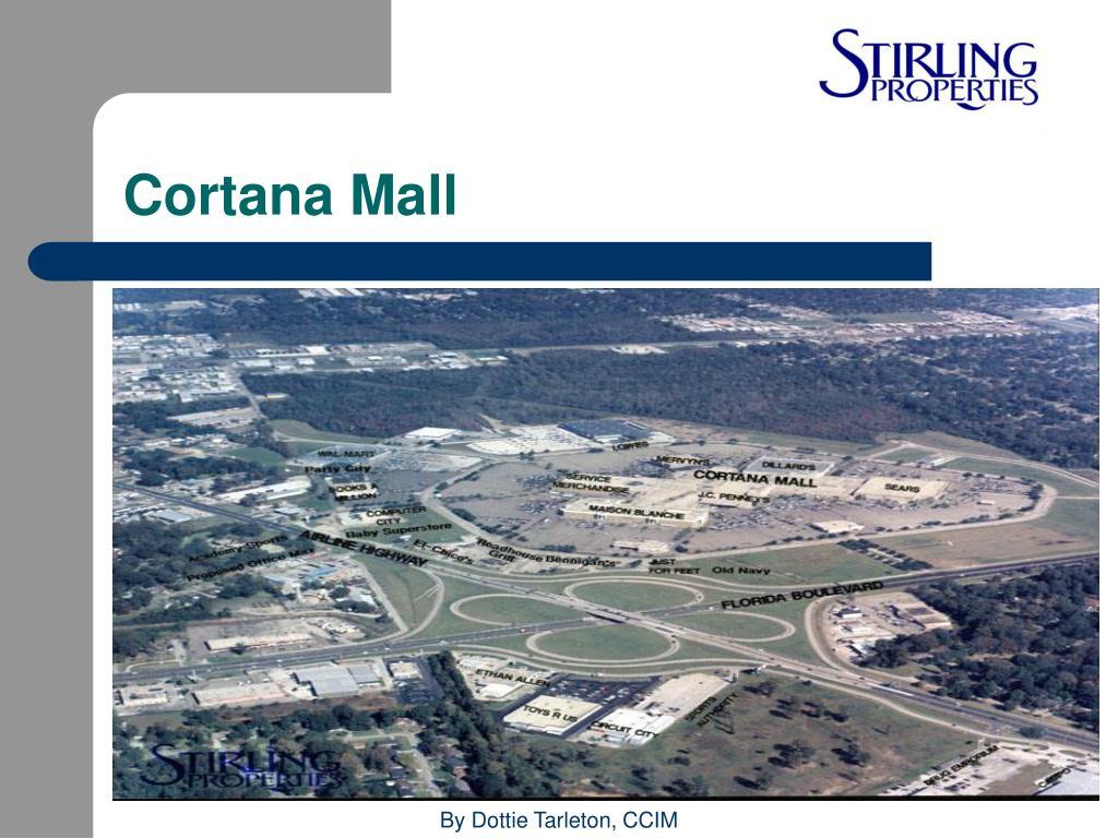 Cortana Mall