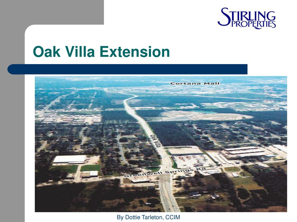 Oak Villa Extension