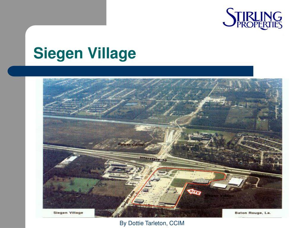 Siegen Village