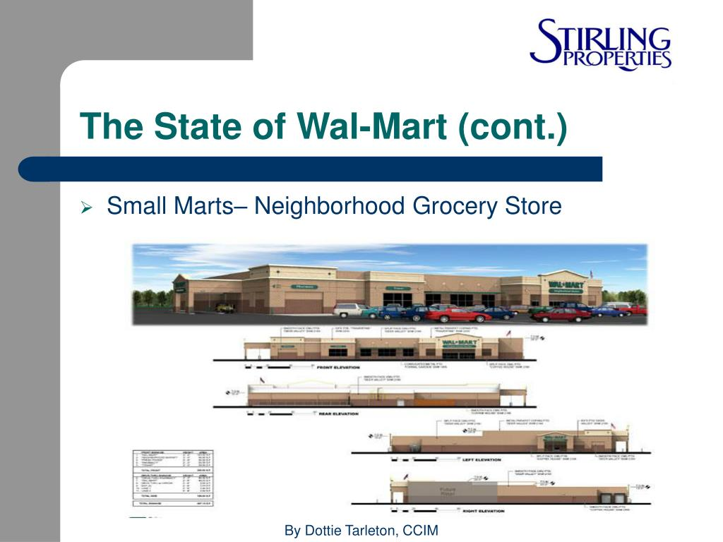 The State of Wal-Mart (cont.)
