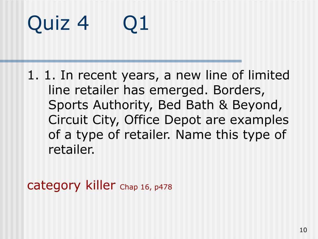 Quiz 4Q1