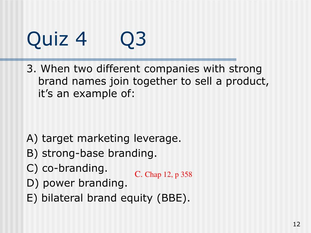 Quiz 4Q3