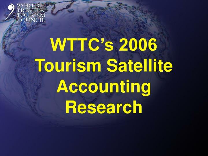 WTTC's 2006
