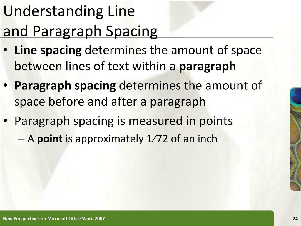 Understanding Line