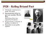 1928 kellog briand pact