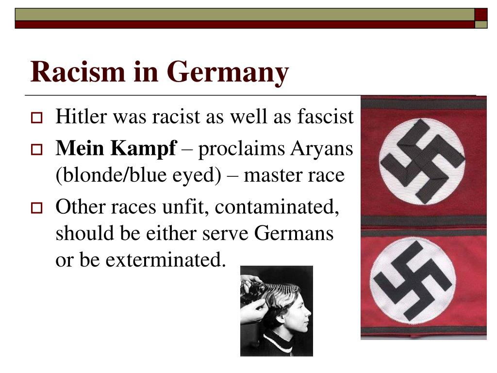 Racism in Germany