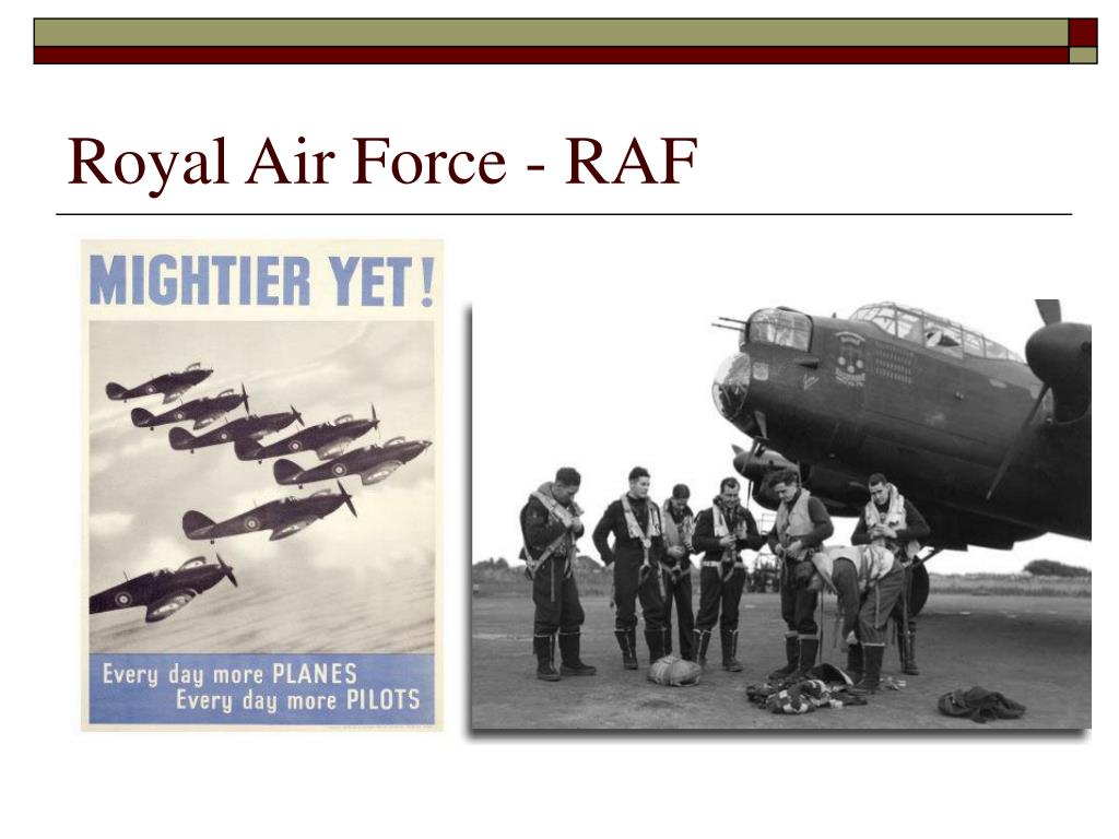 Royal Air Force - RAF