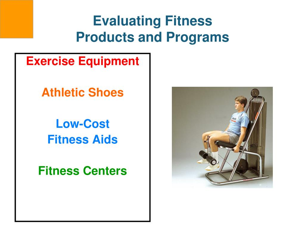 Evaluating Fitness
