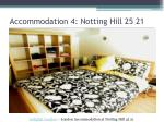 accommodation 4 notting hill 25 21