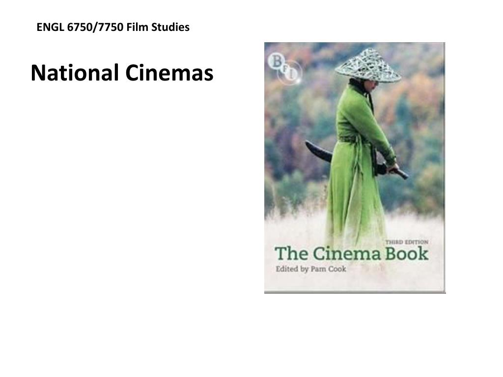 ENGL 6750/7750 Film Studies