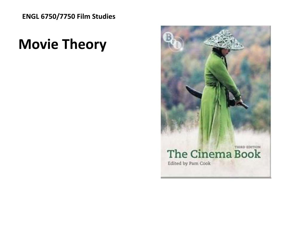 ENGL 6750/7750 Film Studies