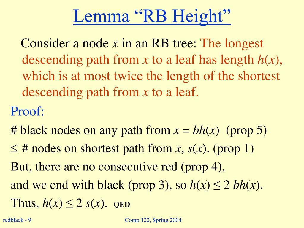 "Lemma ""RB Height"""