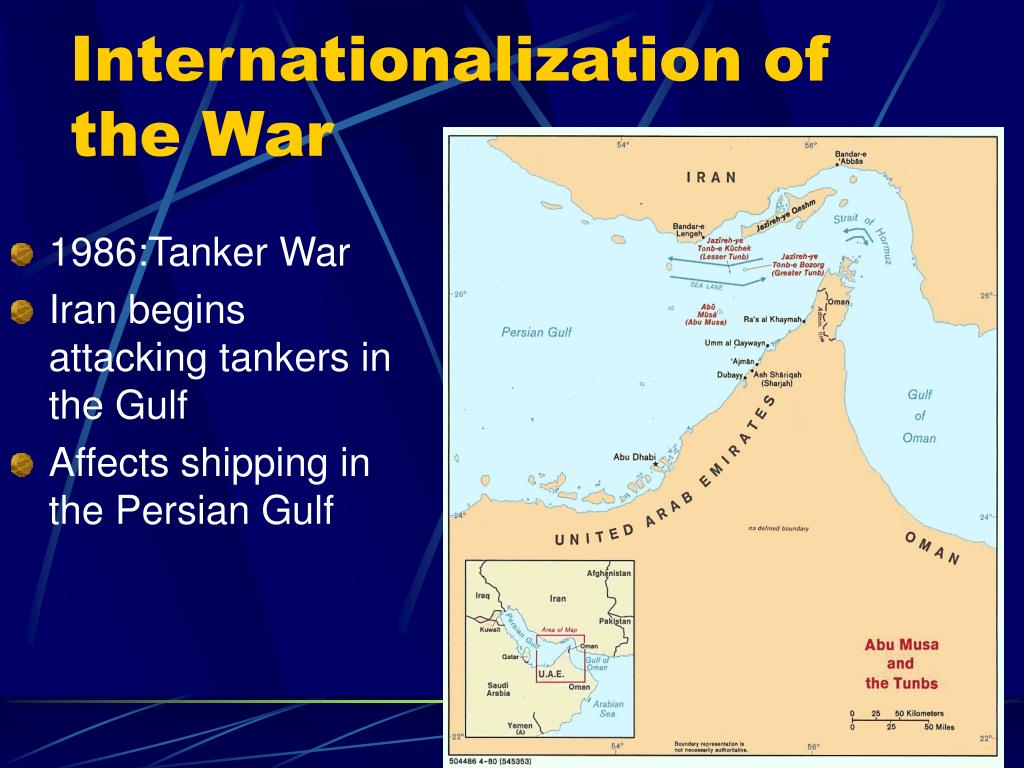 the us involvement in the gulf war The united states and the persian gulf of the role the united states took on after world war involvement in the persian gulf has been internal.