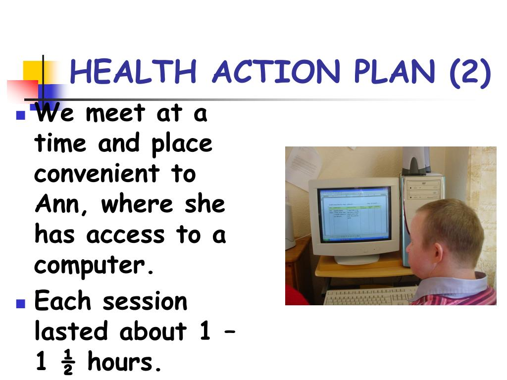 HEALTH ACTION PLAN (2)