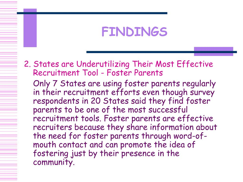 The negative impact of the media on the societys perception of the foster care system