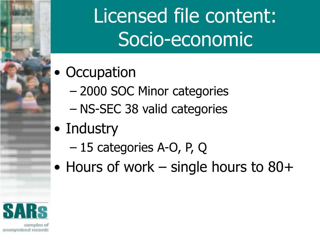 Licensed file content:
