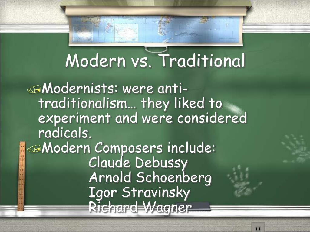 traditional vs modern music Traditional japanese musicians sometimes collaborate with modern western  musicians also.