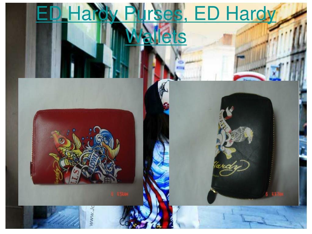 ed hardy purses ed hardy wallets