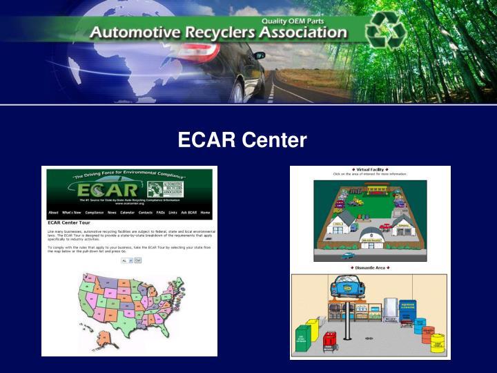 ECAR Center