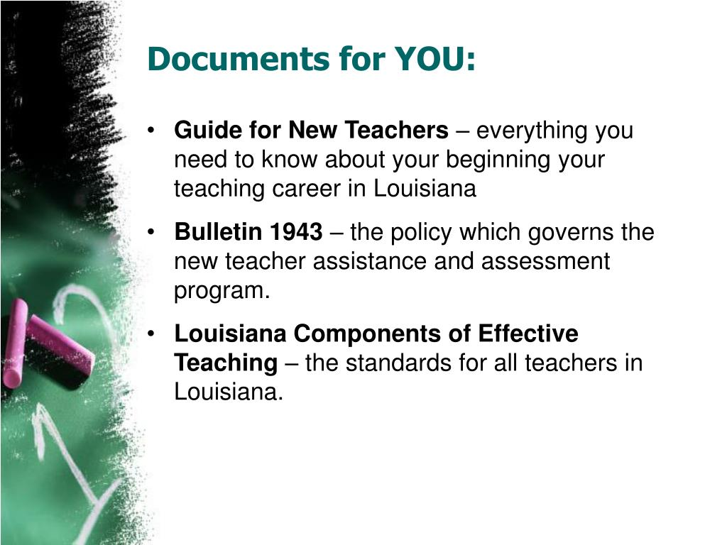 Documents for YOU: